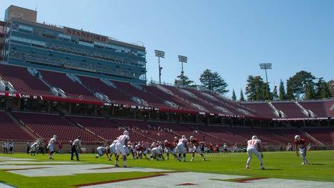 Winner: Stanford defense