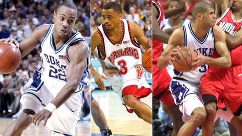 2001: Duke 95, Maryland 84