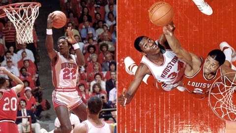 1983: Houston 94, Louisville 81