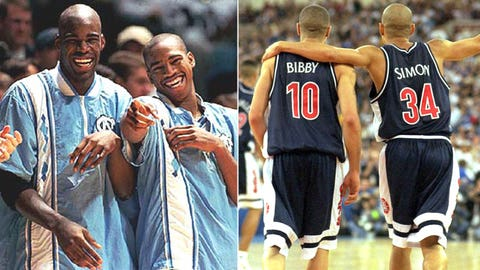 1997: Arizona 66, North Carolina 58