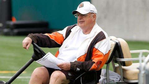 Mike Brown -- Cincinnati Bengals