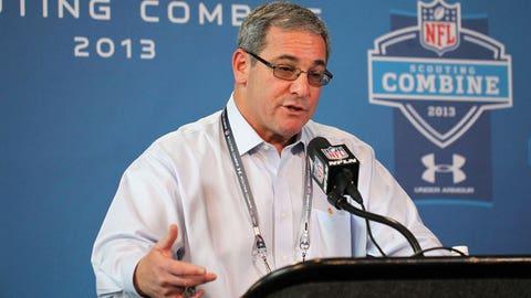 Dave Gettleman -- Carolina Panthers