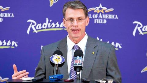Rick Spielman -- Minnesota Vikings