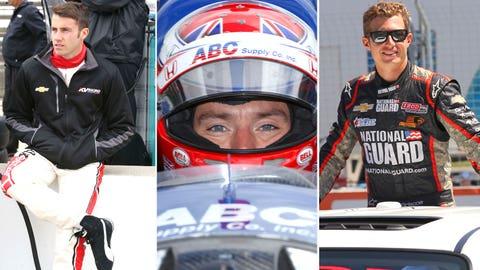 Row 10: Davison/Plowman/Briscoe