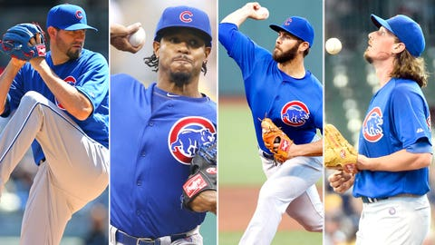 13 -- Chicago Cubs