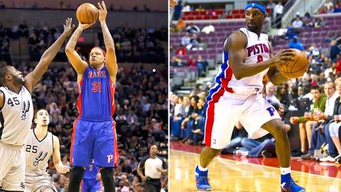 Charlie Villanueva/Ben Gordon, Detroit Pistons