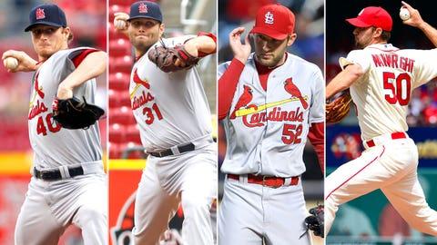 3 -- St. Louis Cardinals