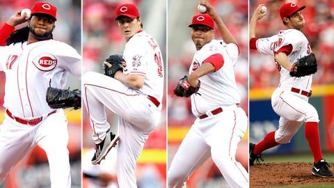 7 -- Cincinnati Reds
