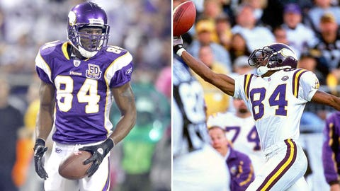 Randy Moss, Vikings (1998-99)