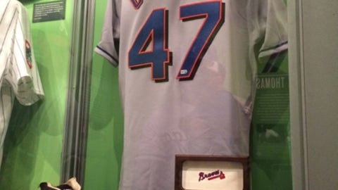 Inside the Braves Hall of Fame weekend