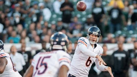 Jay Cutler-Brandon Marshall, Bears