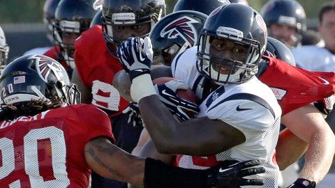 Stock DOWN: Dwight Lowery, Atlanta Falcons - Free Safety