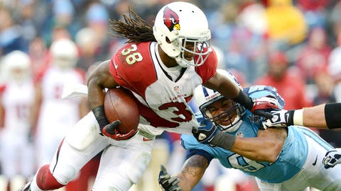 RB Andre Ellington, Arizona Cardinals