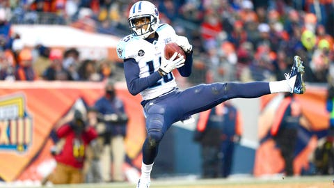 WR Justin Hunter, Tennessee Titans