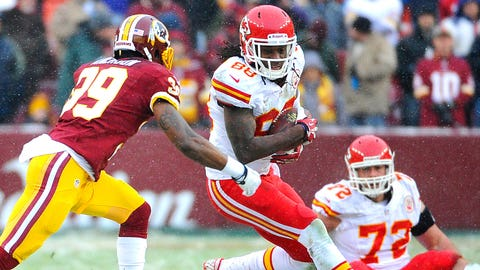 Can Chiefs handle life after Dwayne Bowe?