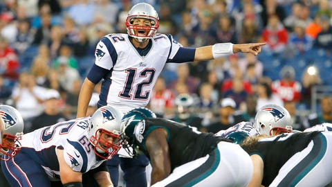 Will the Patriots offense take a big step forward?