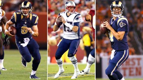 The Rams' Plan B At Quarterback