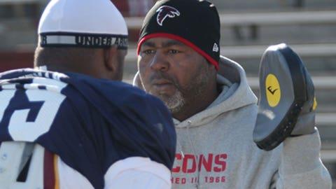 Bryan Cox, defensive line coach