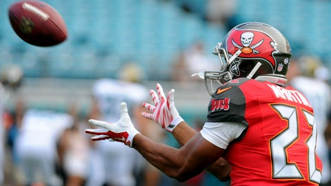 Stock UP: Doug Martin, Tampa Bay Buccaneers - Running Back