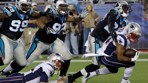 Stock UP: Bene Benwikere, Carolina Panthers - Cornerback