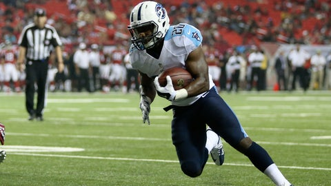 Stock UP: Bishop Sankey, Tennessee Titans - Running Back