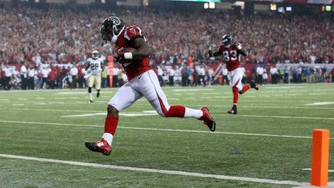 Antone Smith, Running Back -- Atlanta Falcons
