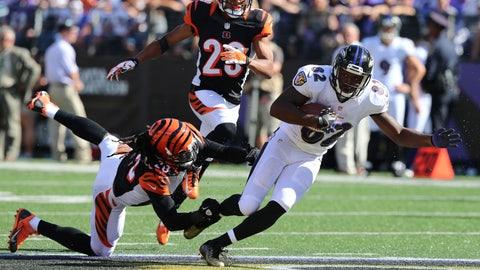 Torrey Smith, Wide Receiver -- Baltimore Ravens