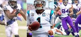 NFL's biggest disappointments at the quarter-pole mark