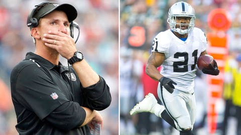 Raiders' Lack Of Competitive Drive