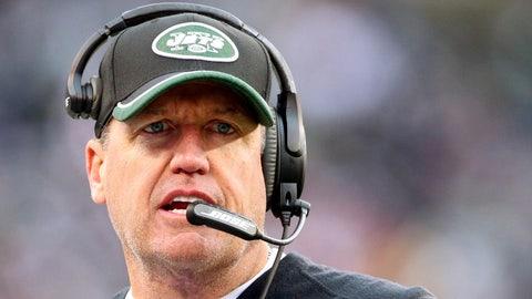Former New York Jets Head Coach Rex Ryan