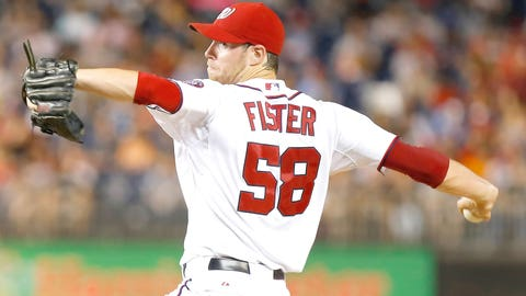 Doug Fister, Washington Nationals