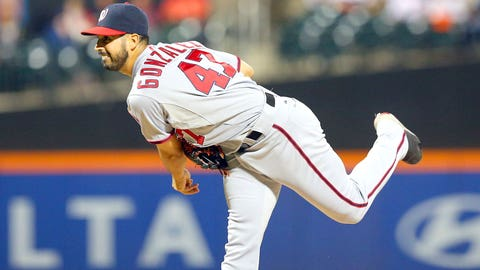 Gio Gonzalez, Washington Nationals