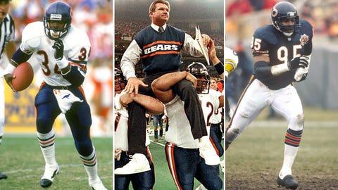 1985 NFC: Bears 24, Rams 0
