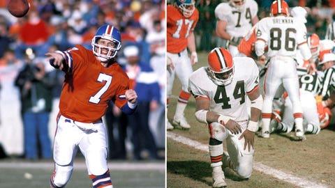 1987 AFC: Broncos 38, Browns 33
