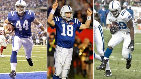 2006 AFC: Colts 38, Patriots 34