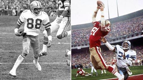 1981 NFC: 49ers 28, Cowboys 27