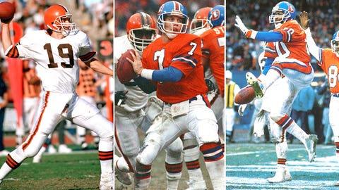 1986 AFC: Broncos 23, Browns 20 (OT)