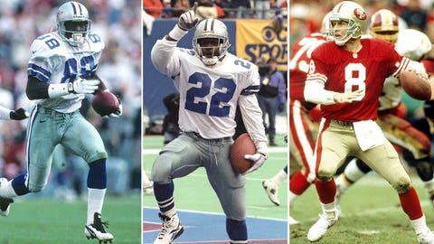 1992 NFC: Cowboys 30, 49ers 20