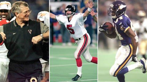 1998 NFC: Falcons 30, Vikings 27 (OT)