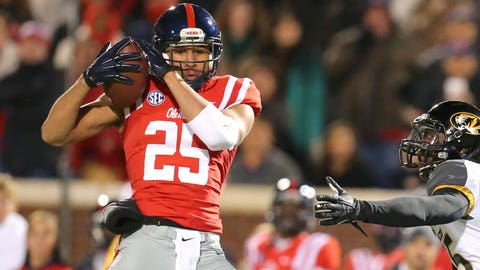 Safety Cody Prewitt, Ole Miss (South)