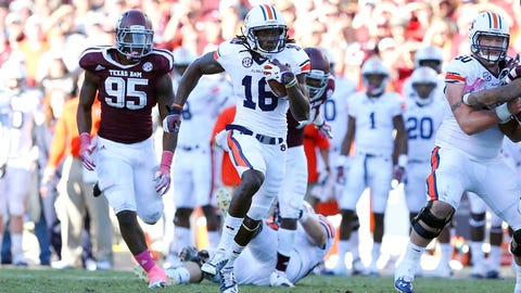 WR Sammie Coates, Auburn (South)