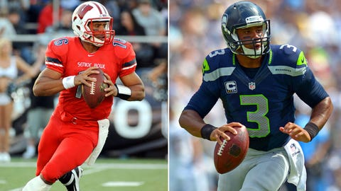QB Russell Wilson, Wisconsin (2012)