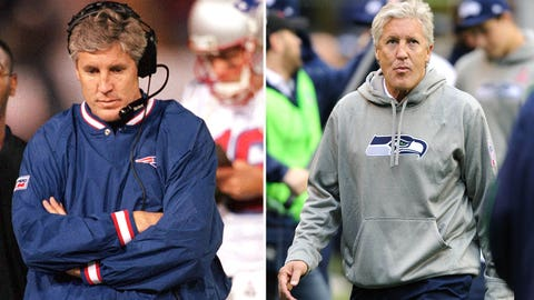 Pete Carroll -- Dredging Up The Past