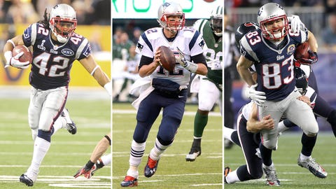16 -- 2010 New England Patriots
