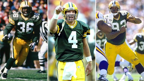 28 -- 1997 Green Bay Packers