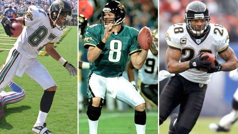 25 -- 1999 Jacksonville Jaguars