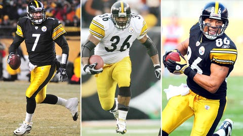 13 -- 2004 Pittsburgh Steelers