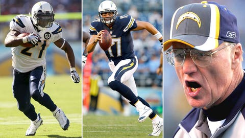 11 -- 2006 San Diego Chargers