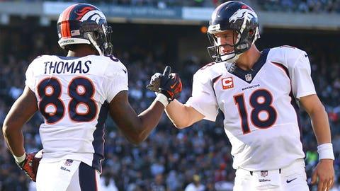 10 -- 2013 Denver Broncos
