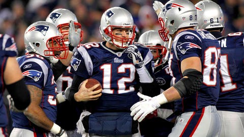 26 -- 2012 New England Patriots